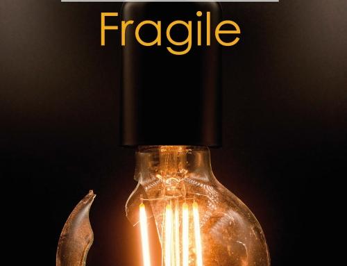 Sylvie Richterova su Fragile di Elena Gottardello