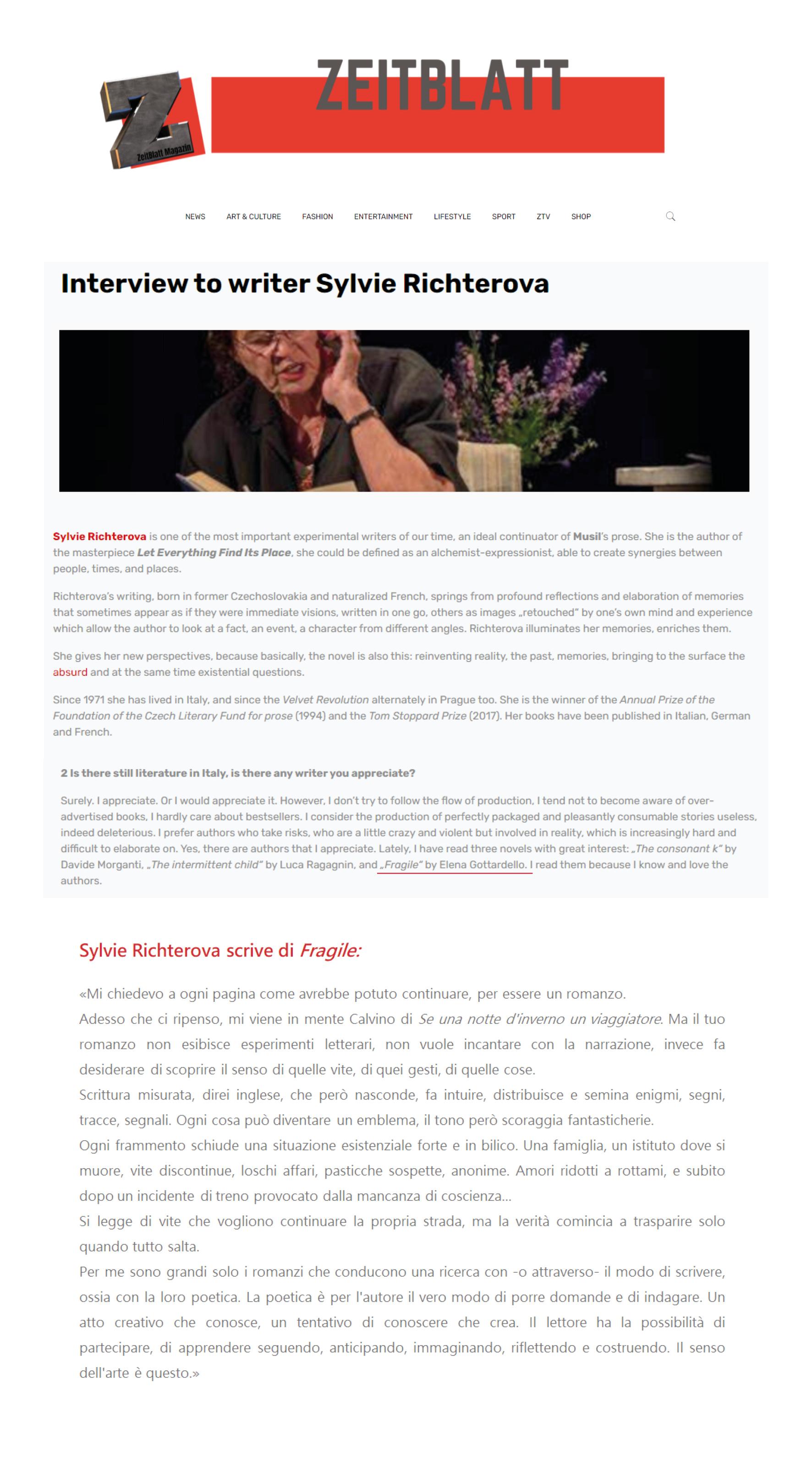 Richterova_Zeitblatt